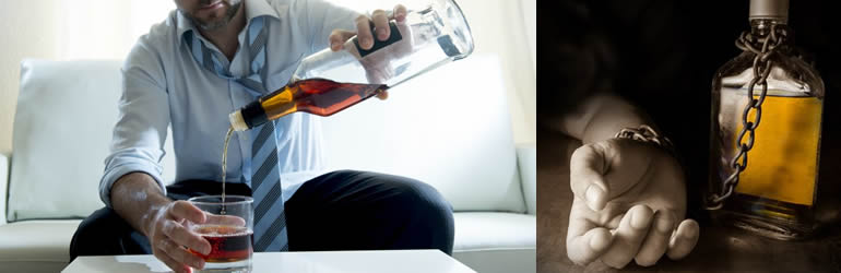 La clasificación del alcoholismo por strelchuk